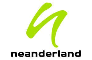 Das neue Logo für das neanderland, entwickelt von projekt2508.